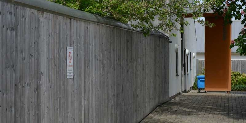 Ridgeway High Security Fencing & Access Control