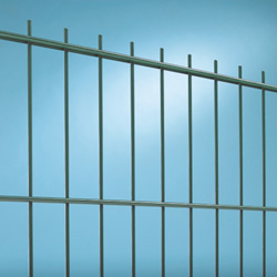 Twin Wire Mesh Panel Fencing