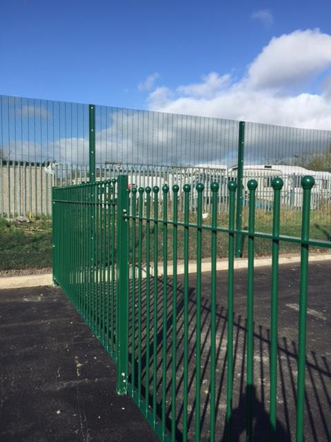 358 Prison Mesh Fencing Rennyco Limited