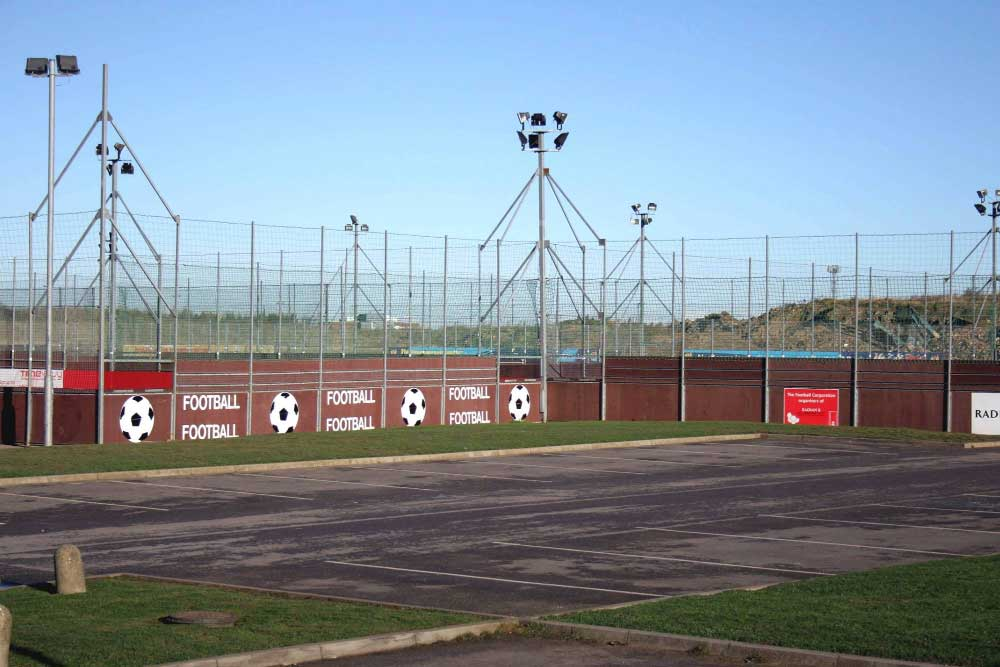 5 a side pitches at Powerleague, Stockton-on-Tees