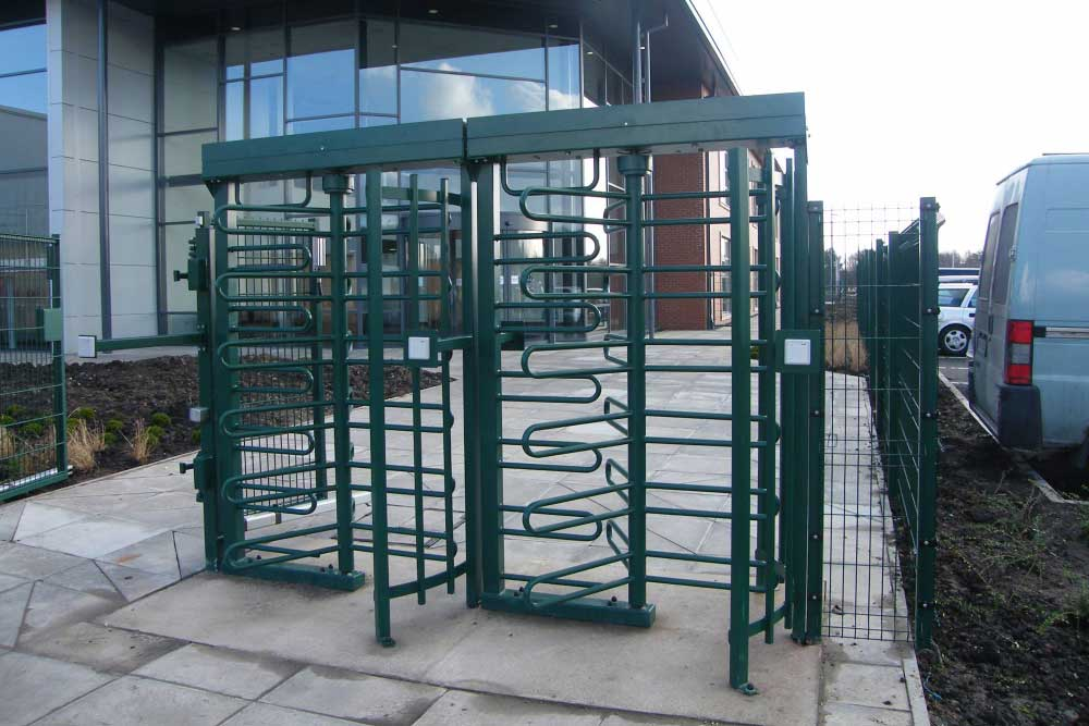 Turnstile access installed in the North East of England
