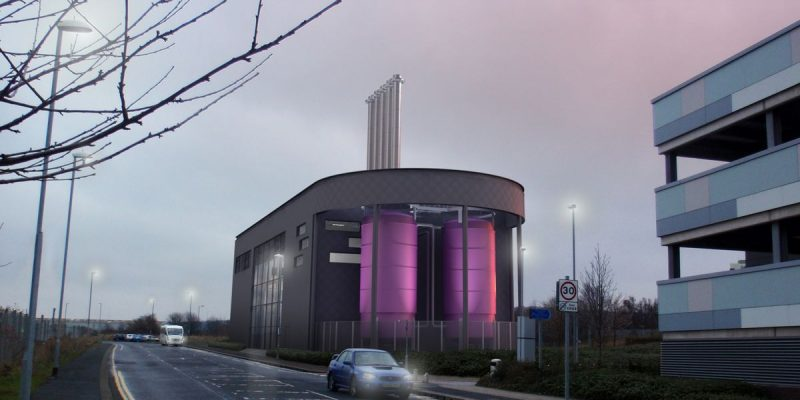 The first power plant in North East England to provide low-cost, low-carbon energy directly to local customers