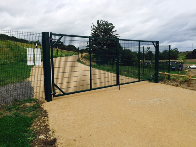 Access control to Kynren site Durham