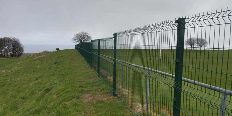 Betafence certified fencing – Peterlee