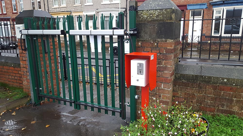 School token access control