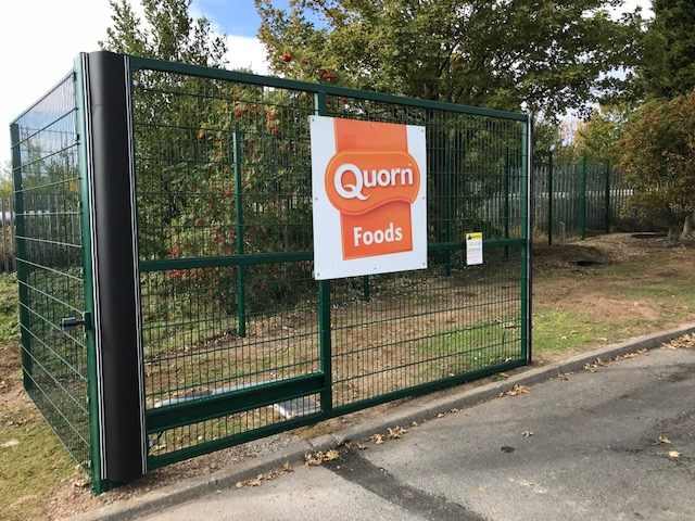 Quorn site automated access