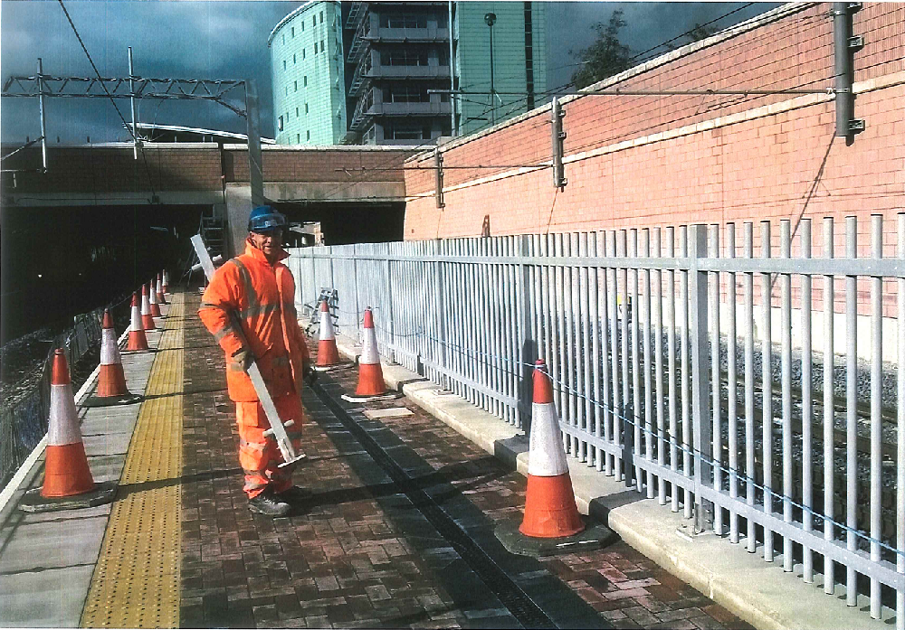 GRP Barriers