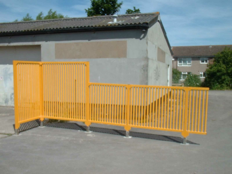 Commercial Security Fencing Durham