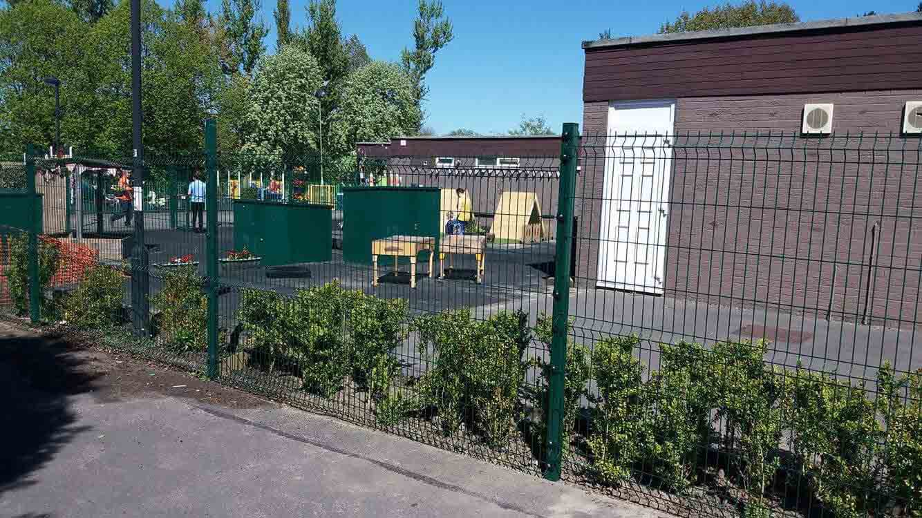 Commercial Security Fencing Middlesbrough