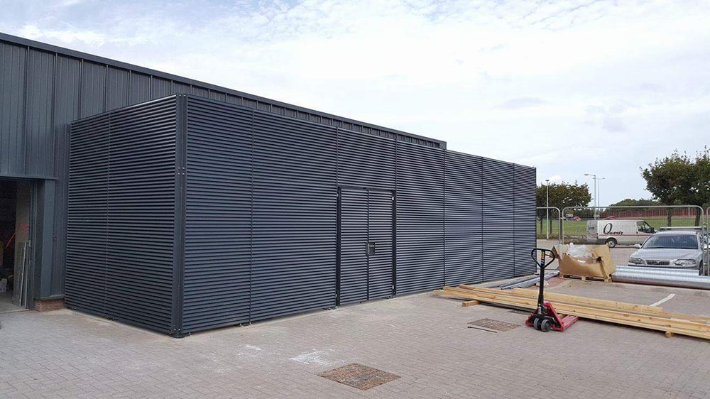 Commercial Security Fencing Stockton