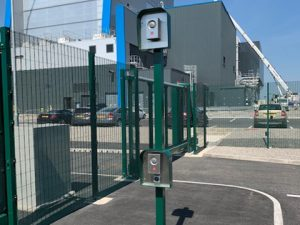 Automatic Cantilever Sliding Gates Middlesbrough