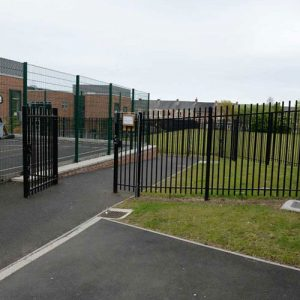 School Gates Darlington